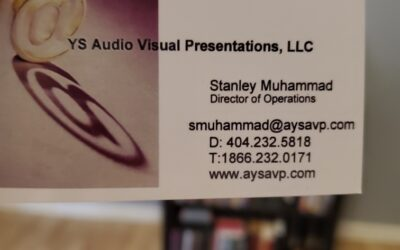 Audio, Video & Presentations by Bro. Stanley Muhammad