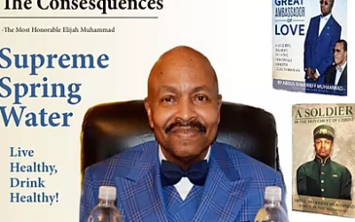 Rise Magazine published by Regional Student Minister Abdul Sharrieff Muhammad