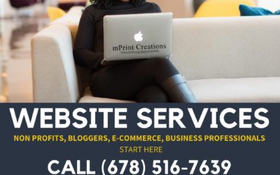 mPrint Creations Website Services